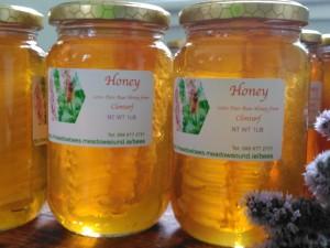 chunk honey photo